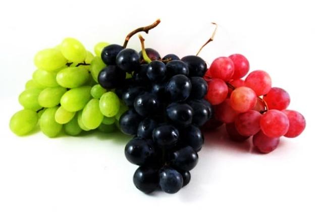 Anggur sebagai salah satu Buah untuk Menyembuhkan Flu